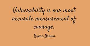 brene brown vulernabilty