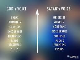 god v satan