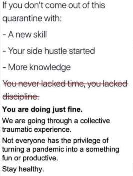 lacked discpline reddit
